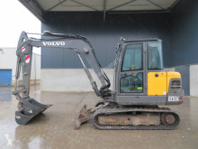 Volvo EC 55 C mini-excavator second-hand