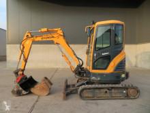 Hyundai robex 25Z-9A mini-excavator second-hand