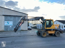 Excavadora Volvo EW160 B Schnellwechsler / Schlid excavadora de ruedas usada