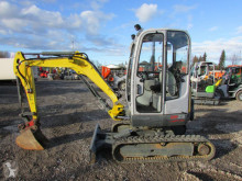 Wacker Neuson 28Z3VDS used mini excavator