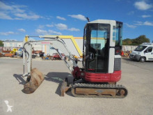 Takeuchi TB 23 R mini-excavator second-hand