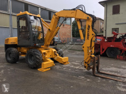 Mecalac 12 MXT used wheel excavator