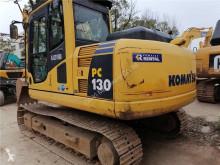 Excavadora Komatsu PC138-8 PC130-8 excavadora de cadenas usada