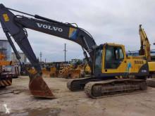 Escavadora Volvo EC210 BLC EC210BLC escavadora de lagartas usada