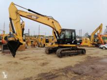 Caterpillar track excavator 325C