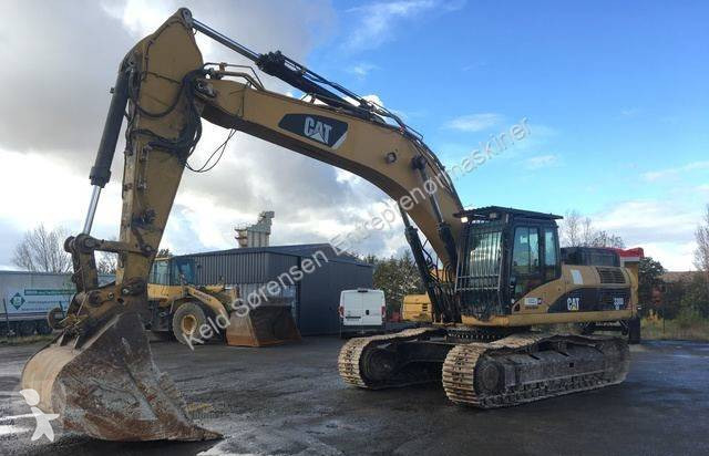 View images Caterpillar 330DLN  excavator