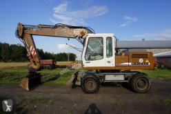Excavadora Liebherr 904 excavadora de ruedas usada
