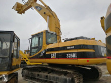 Caterpillar industrial excavator 325BL