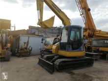 Excavadora Komatsu PC78MR-6 PC78 excavadora de cadenas usada