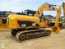 Excavadora Caterpillar 312D 312D excavadora de cadenas usada
