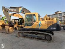 Excavadora Volvo EC210 EC210BLC excavadora de cadenas usada