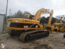 Caterpillar 320C 320C excavator pe şenile second-hand