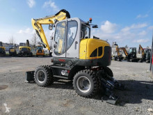 Wacker Neuson EW100 new wheel excavator