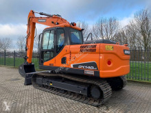 Doosan DX 140 LC new unused escavadora de lagartas nova