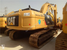 Caterpillar 329D used track excavator