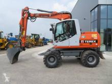 Terex TW140 used wheel excavator