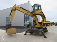 Caterpillar M 318 D MH индустриален багер втора употреба