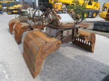 Tutucu Pladdet sorteergrijper PRG4-800 800 liter CW30/40