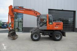Excavadora Hitachi ZX 130 W excavadora de ruedas usada