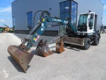 Gallmac TG 10 excavator pe roti second-hand