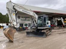 Excavadora Hitachi ZX135US-3 excavadora de cadenas usada