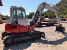 Excavator Takeuchi TB 80 FR second-hand