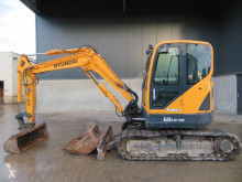 Excavadora miniexcavadora Hyundai Robex 60 CR-9 A