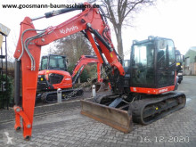 Kubota KX 080-4a mini-excavator second-hand