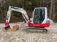Takeuchi TB235 mini-excavator second-hand