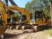 Excavadora Komatsu PC120 PC120-8 excavadora de cadenas usada