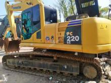 Excavadora Komatsu PC220LC-8 PC220LC-8 excavadora de cadenas usada
