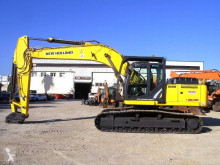 New Holland E 305 C excavator pe şenile second-hand