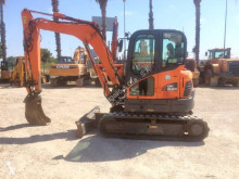 Doosan DX63-3 used mini excavator