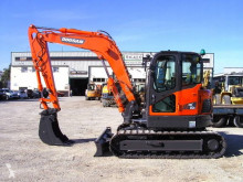 Doosan DX80 R mini-escavadora usada