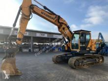 Excavadora Hyundai HX 235LCR excavadora de cadenas usada