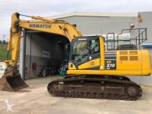 Excavadora Komatsu PC210LC 2016 excavadora de cadenas usada