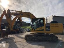 Komatsu PC210LC 2014 used track excavator