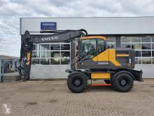 Excavadora Volvo EW160E excavadora de ruedas usada
