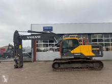 Volvo EC200E used track excavator