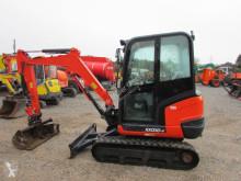 Kubota KX 030-4 mini-excavator second-hand