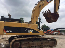 Caterpillar 345D 345D excavator pe şenile second-hand