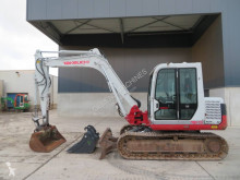 Takeuchi TB175 mini-excavator second-hand