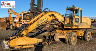 Case 1088 P excavator pe roti second-hand