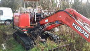 Kubota KX91-2 55157 mini-excavator second-hand