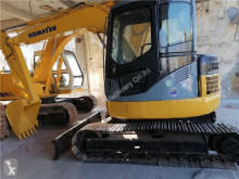 Excavadora Komatsu PC78MR-6 PC78 excavadora de cadenas accidentada