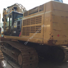 Caterpillar 349D2 used track excavator