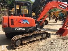 Doosan DH55 mini-excavator second-hand