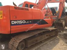 Excavadora Doosan DH150LC-7 excavadora de cadenas usada