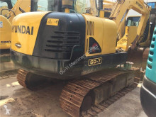 Hyundai R60-7 mini-excavator second-hand
