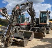 Terex TW 110 used wheel excavator